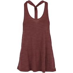 Camiseta Regata Oxer Avanced II - Feminina - VINHO