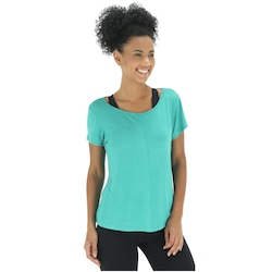 Camiseta Oxer Ivy New - Feminina - VERDE