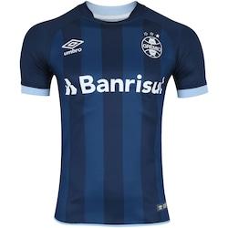 Camisa Do Grêmio Iii 2017 Umbro - Masculina - Azul Esc azul 936d8f0c48ac2