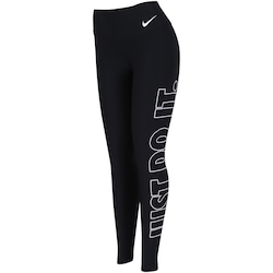 Calça Legging Nike Power Tight Poly JDI GRX - Feminina - PRETO