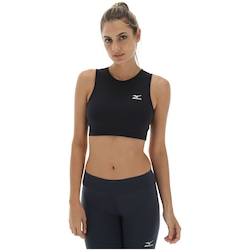 Top Fitness Mizuno Gym Stretch II - Adulto - PRETO