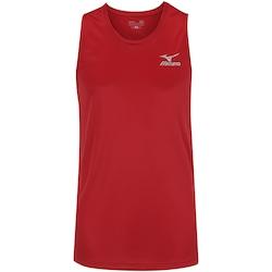Camiseta Regata Mizuno New - Masculina - VERMELHO