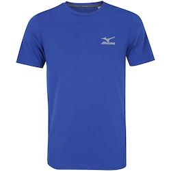 Camiseta Mizuno Sky - Masculina - AZUL