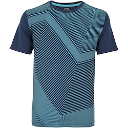 Camiseta Oxer Sublimada Full - Masculina - AZUL ESCURO