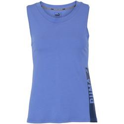 Camiseta Regata Puma Fusion - Feminina - ROXO
