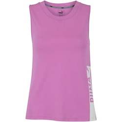 Camiseta Regata Puma Fusion - Feminina - ROSA