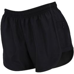 Shorts Oxer Corrida - Feminino - PRETO