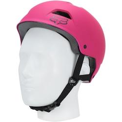 capacete-para-bike-fox-flight-sport-adulto-rosa