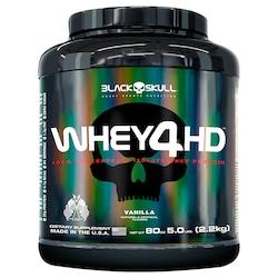 Whey Protein Black Skull - Whey4Hd - Baunilha - 2.2kg