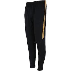 Calça Nike Dry Squad KP - Masculina - PRETO/LARANJA