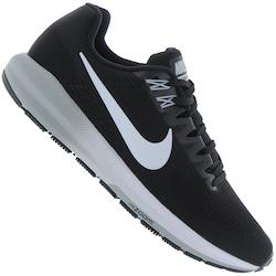 Tênis Nike Air Zoom Structure 21 - Feminino - PRETO/BRANCO