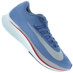 Tênis Nike Zoom Fly - Masculino - AZUL/BRANCO
