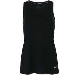 Camiseta Regata Nike Dry Miler Tank Cool - Feminina - PRETO