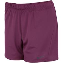 Shorts Nike Dry Attk TR5 - Feminino - VINHO