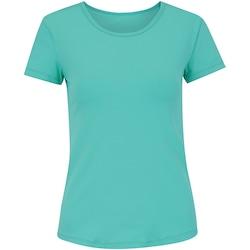 Camiseta Oxer Básica - Feminina - VERDE