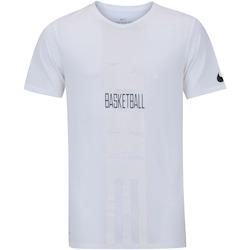 Camiseta Nike Fundament Vert - Masculina - BRANCO