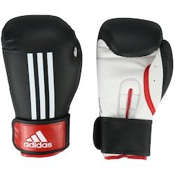Luvas de Boxe adidas Energy 200 Carbon - 14 OZ - Adulto - PRETO/BRANCO
