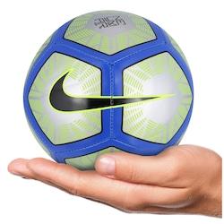 Minibola De Futebol De Campo Nike Neymar Skills - Infantil - Prata azul afba5b56a43a4