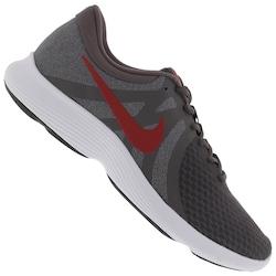 Tênis Nike Revolution 4 - Masculino - CINZA/CINZA ESC
