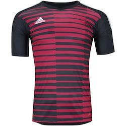 Camisa De Goleiro Adidas Adipro 18 - Masculina - Cinza Esc vermelho. R   159.99 f4346783619c8