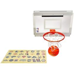 Mini Tabela de Basquete Spalding NBA Arena Slam 180° - LARANJA
