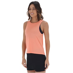 Camiseta Regata adidas M Lay Feminina Coral