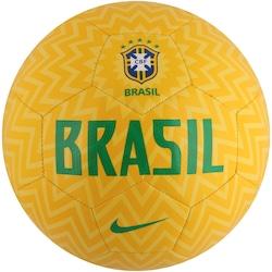 1b28eda097 Bola De Futebol De Campo Da Seleção Brasileira 2018 Nike Prestige -  Ouro verde