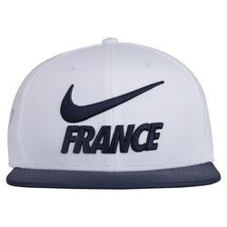 9236b85f346 Boné Aba Reta França 2018 Pride Nike - Snapback - Adulto - Branco azul Esc