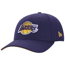 a62bb1ffdde5f Boné Aba Curva New Era 940 Los Angeles Lakers SN Primary OTC - Snapback -  Adulto