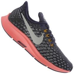 Tênis Nike Air Zoom Pegasus 35 - Feminino - AZUL ESCURO