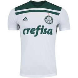 Camisa do Palmeiras II 2018 adidas - Masculina - BRANCO/VERDE