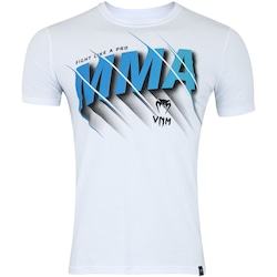 CAMISETA VENUM HUNTER - MASCULINA - BRANCO - 92114001
