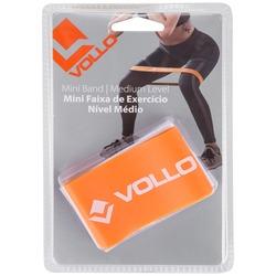 Mini Band Vollo - Nível Médio 0,70mm - LARANJA