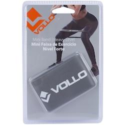 Mini Band Vollo - Nível Forte 0,90mm - CINZA ESCURO