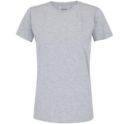 Camiseta Adams Básica Futebol - Feminina - CINZA