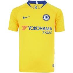 Camisa Chelsea II 18/19 Nike - Infantil - AMARELO
