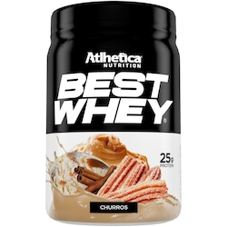 Best Whey Atlhetica - Churros - 450g
