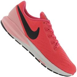 Tênis Nike Air Zoom Structure 22 - Feminino - Coral