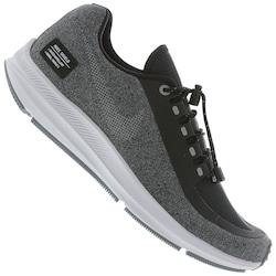 Tênis Nike ZM Winflo 5 Run Shield - Feminino - PRETO/CINZA ESC