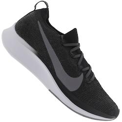 Tênis Nike Zoom Fly FK - Feminino - PRETO/CINZA