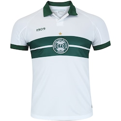 Camisa do Coritiba I 2018 - Masculina - BRANCO/VERDE