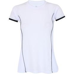 Camiseta Oxer Sweety New - Feminina - BRANCO/PRETO