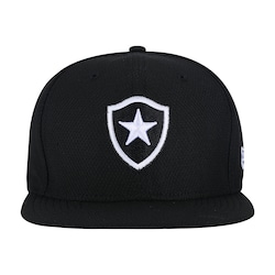 ed0683cad3 Boné Aba Reta do Botafogo New Era 950 Dark - Snapback - Adulto