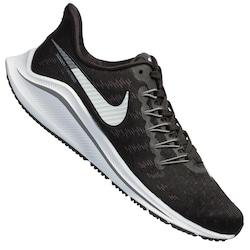 Tênis Nike Air Zoom Vomero 14 - Feminino - PRETO/BRANCO
