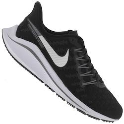 Tênis Nike Air Zoom Vomero 14 - Feminino - CINZA ESCURO/PRETO