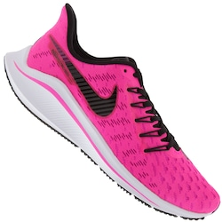 Tênis Nike Air Zoom Vomero 14 - Feminino - ROSA/PRETO