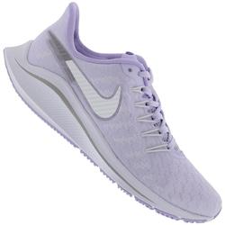 Tênis Nike Air Zoom Vomero 14 - Feminino - ROXO CLARO/BRANCO