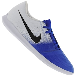 Chuteira Futsal Nike Phantom Venom Club IC - Adulto - BRANCO/PRETO