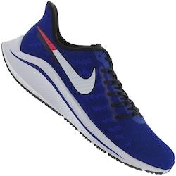 Tênis Nike Air Zoom Vomero 14 - Masculino - AZUL/BRANCO