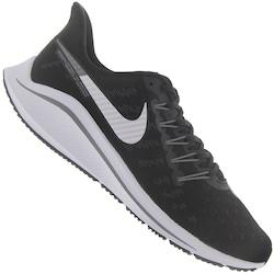 Tênis Nike Air Zoom Vomero 14 - Masculino - PRETO/BRANCO